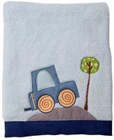 Lambs & Ivy Little Traveler Fleece Blanket