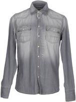 Care Label Denim shirts