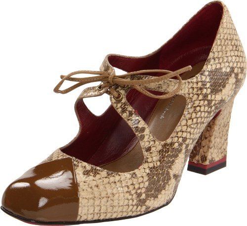 Oh! Shoes Women's Alana Pump