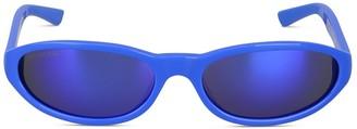 Balenciaga Eywear Neo Round Sunglasses