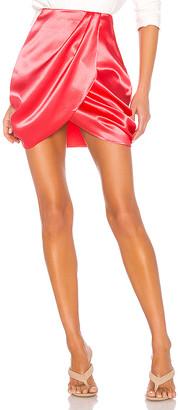 L'Academie The Jenny Mini Skirt