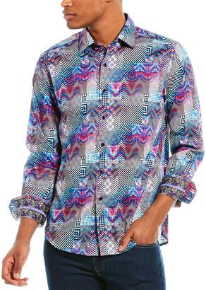 Robert Graham Duggleby Classic Fit Woven Shirt
