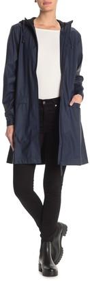 Rains Hooded Waterproof Jacket