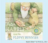 Pottery Barn Kids Peter Rabbit and the Flopsy Bunnies Sound Book