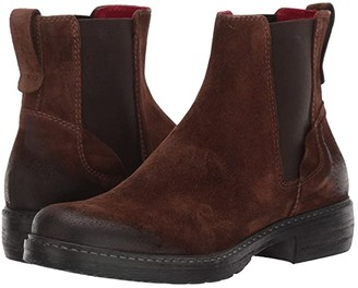 Cordani Promise (Brown Suede) Women's Shoes