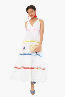 Oliphant Botanica Long Tassel Dress