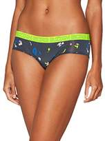 Bjorn Borg Women's 1P Hipster BB Paper Flower Brief,8 (Manufacturer Size: 36)