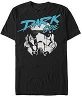 Star Wars Men's Dark Side Troop Graphic T-Shirt