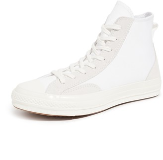 Converse Chuck 70 Canvas Silk Suede Sneakers