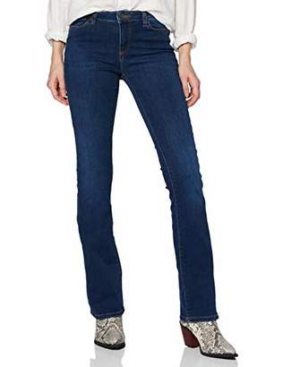 Esprit Women's 129ee1b008 Bootcut Jeans,W27/L32 (Size: 27/32)