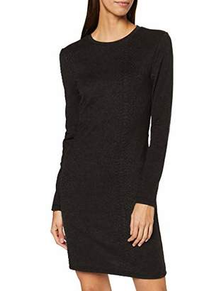 Only Women's Nmmrihul Ls Knit Party Dress,14 (Size: Large)