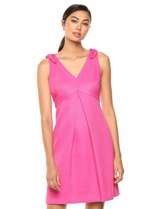 Trina Turk Trina Women's Observer Tie Shoulder Dress