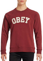Obey Academy Crew Sweater
