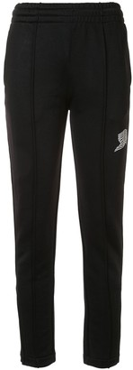 Alexander Wang Logo Print Track Trousers