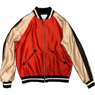 Gaelle Bonheur Red Jacket for Women
