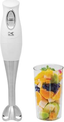 Kalorik White/Stainless Steel Stick Mixer + Mixing Cup
