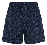 Boss Paisley Lounge Shorts