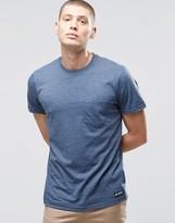 Element One Pocket T-Shirt Midnight Blue Heather