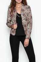 OVI Leopard Print Blazer