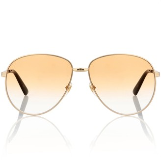 Gucci Exclusive to Mytheresa Aviator sunglasses