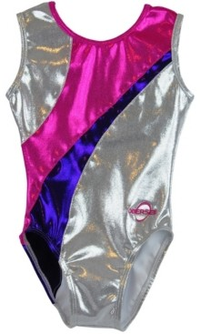 Obersee Big Girls Gymnastics Leotard