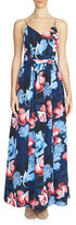 1 STATE Floral Maxi Dress