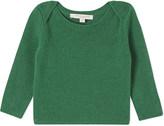 Caramel Galloway cashmere jumper 6-24 months