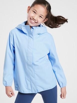 Athleta Girl Ready For Rain Jacket