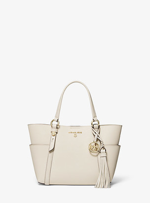 Michael Kors Nomad Small Saffiano Leather Tote Bag