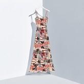 Tommy Hilfiger Silk Maxi Dress