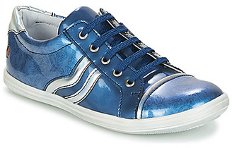GBB SHARON girls's Shoes (Trainers) in Blue