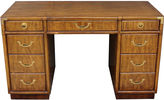 One Kings Lane Vintage 1960s Drexel Campaign-Style Desk