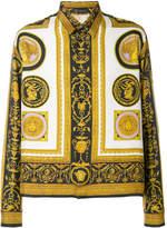 Versace Barocco print shirt