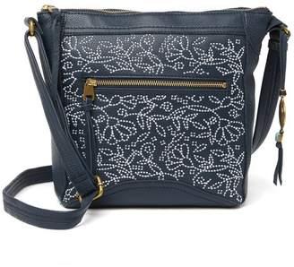 The Sak COLLECTIVE Tahoe Leather Crossbody Bag
