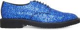 Giuseppe Zanotti Glitter Derby Shoes