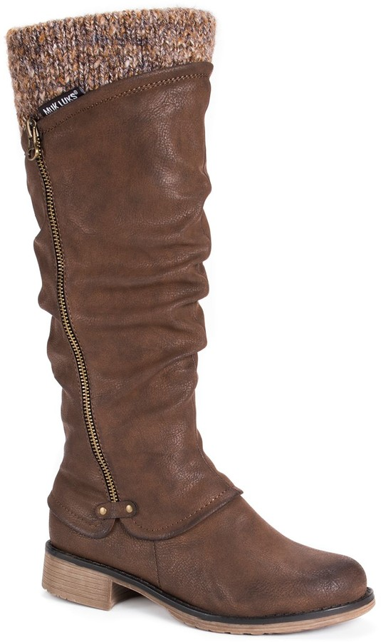 Fur Lined Boots Knee High   Shop the