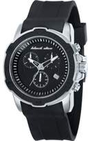 Black Dice Men's Vibe BD-066-01 Black Silicone Quartz Watch with Dial