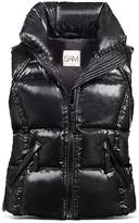 SAM. Girls' Metallic Freedom Down Vest - Big Kid