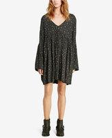 Denim & Supply Ralph Lauren Floral-Print Bell-Sleeve Dress