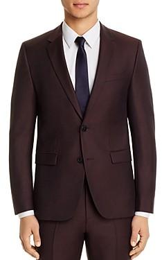 HUGO BOSS Astian Birdseye Extra Slim Fit Suit Jacket