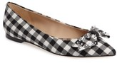 Sam Edelman Women's Raisa Bow Flat