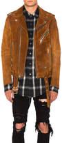 Amiri Suede Jacket