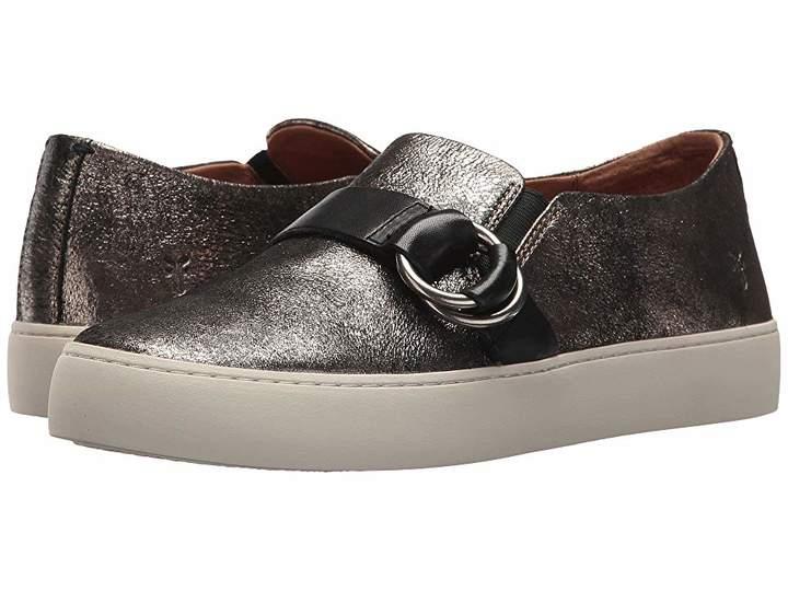 Frye Lena Harness Slip-On Women's Slip on Shoes