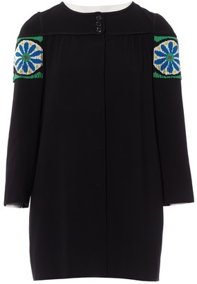Moschino Black Coat for Women