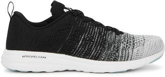 Athletic Propulsion Labs Techloom Pro Degrade Knitted Sneakers