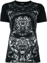 Balmain baroque detail T-shirt