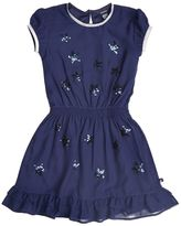 Nautica Little Girls' Star Sequin Dress (2T-7)