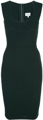 Milly short fitted dress