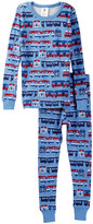 Tea Collection El Metro Pajamas (Toddler, Little Boys, & Big Boys)