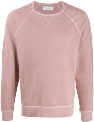 Officine Generale crew neck sweatshirt